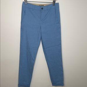 Vince linen blend ankle pants - 2